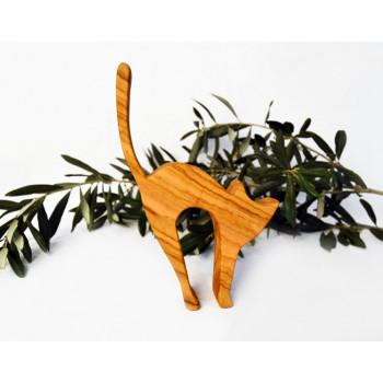 Zeytin Ağacı Korkak Kedi...