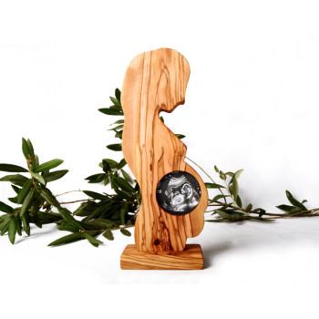 Zeytin Ağacı Hamile Çerçeve...