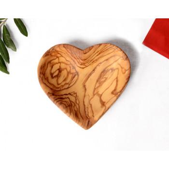 Zeytin Ağacı Kalp Kase GO-0032