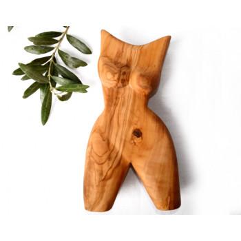 Zeytin Ağacı Kadın Figürü...
