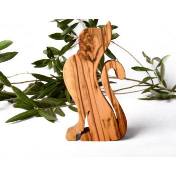 Zeytin Ağacı Gururlu Kedi...